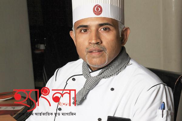 Chef-Susanta