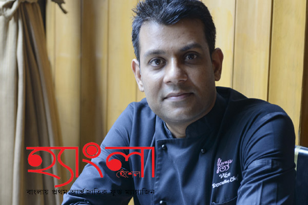 Chef-Vikash