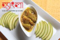 Aamer Monopia - Mango Recipe
